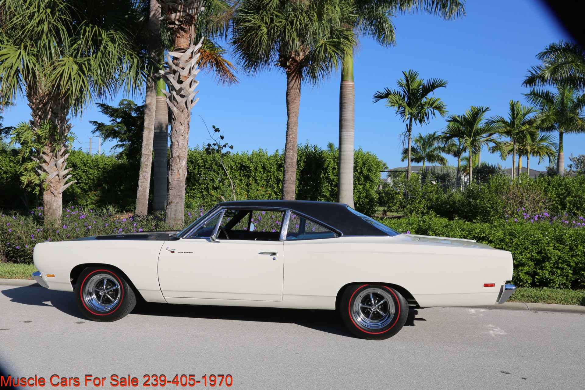 Used 1969 Plymouth Road Runner Road Runner for sale Sold at Muscle Cars for Sale Inc. in Fort Myers FL 33912 7