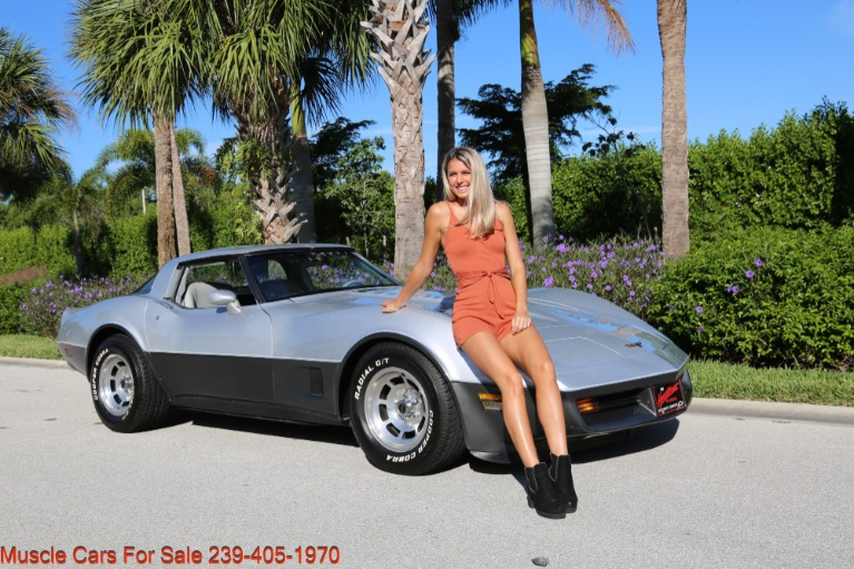 Used 1981 Chevrolet Corvette for sale $19,500 at Muscle Cars for Sale Inc. in Fort Myers FL